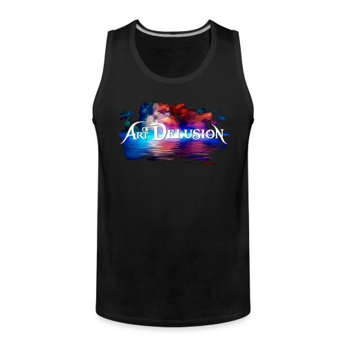 Art of Delusion - CLOUD - Tank Top (men's) - Männer Premium Tank Top