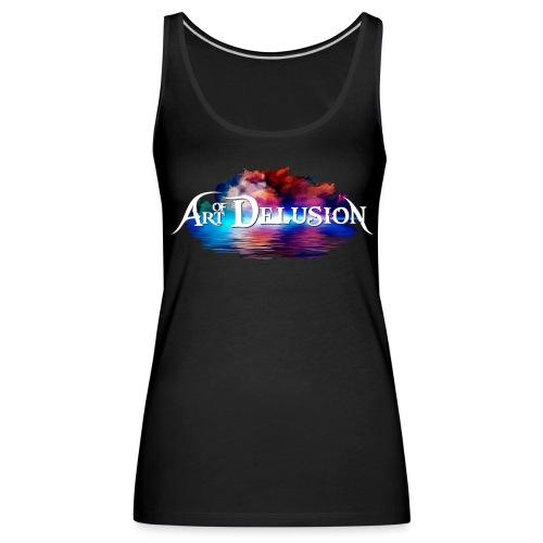 Art of Delusion - CLOUD - Tank Top (women's) - Frauen Premium Tank Top