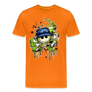 Freak & Happy - Männer Premium T-Shirt