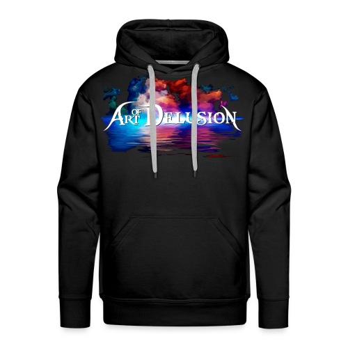 Art of Delusion - CLOUD - Hoodie - Männer Premium Hoodie