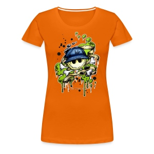 Freak & Happy - Frauen Premium T-Shirt