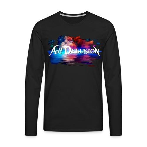 Art of Delusion - CLOUD - Sweatshirt (men's) - Männer Premium Langarmshirt