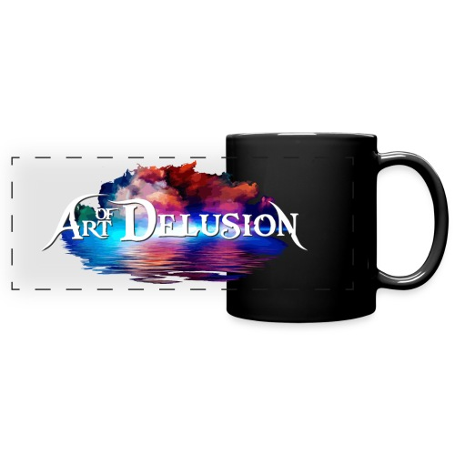 Art of Delusion - CLOUD - Cup - Panoramatasse farbig