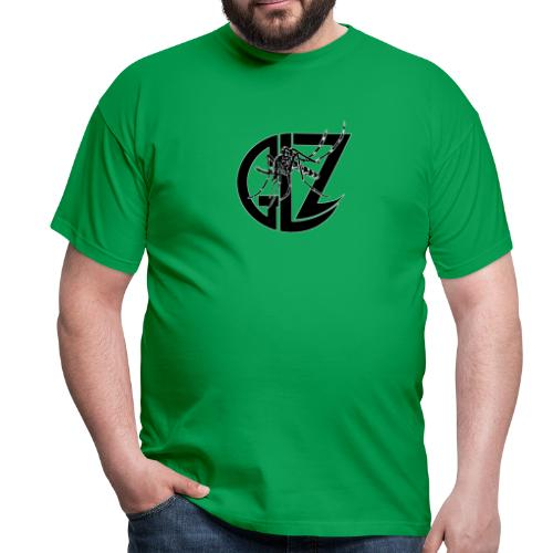 zanzara tigre GLZ (nero) - Maglietta da uomo