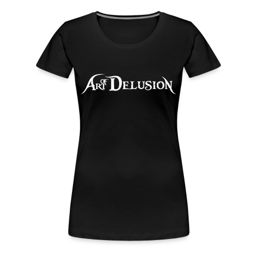 Art of Delusion - LOGO / PREMIUM - T Shirt (women's) - Frauen Premium T-Shirt