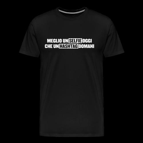 Proverbi Digitali - Maglietta Premium da uomo