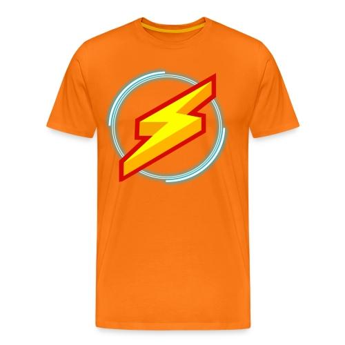 Sparky Roo Large Logo Tee - Men's Premium T-Shirt