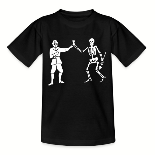 Tee shirt Ado Roberts Bartholomew Flag v1 - T-shirt Ado