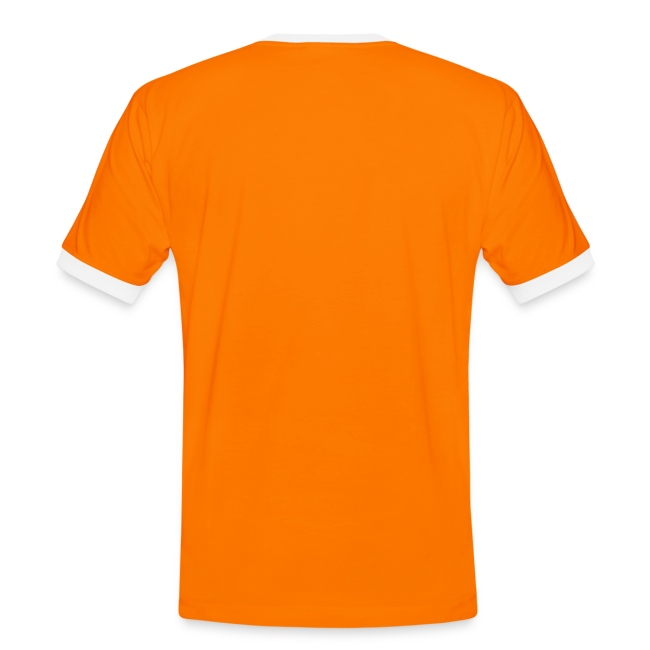 Kontrast-T-Shirt (Größen: M - XXL)
