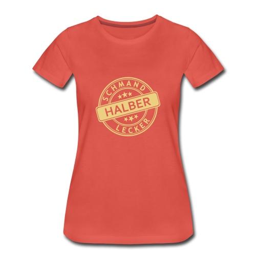 Frauen Premium T-Shirt (Größen: S - 3XL) - Frauen Premium T-Shirt