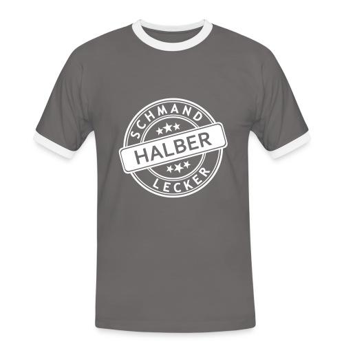 Männer Kontrast-T-Shirt (Größen: M - XXL) - Männer Kontrast-T-Shirt