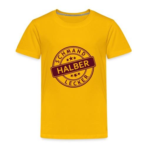 Kinder Premium T-Shirt (Größen: 98/104 - 134/140) - Kinder Premium T-Shirt