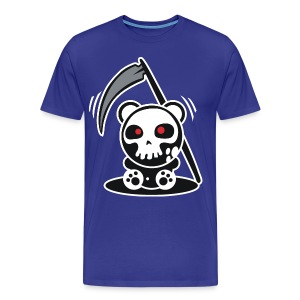 grim teddy - Men's Premium T-Shirt