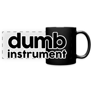 Dumb Instrument Mug - Full Color Panoramic Mug