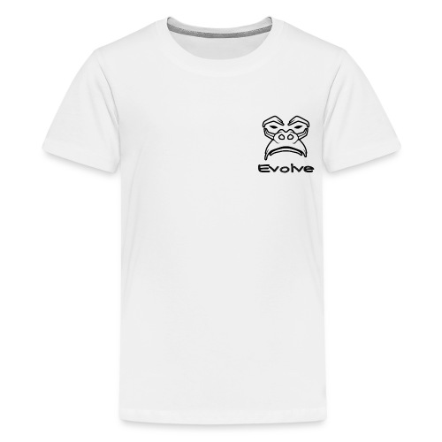 Evolve Kids T shirt - Teenage Premium T-Shirt
