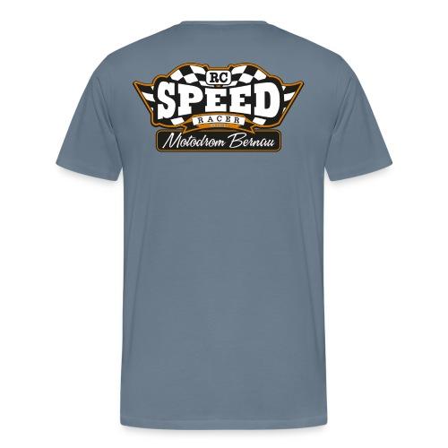 T-Shirt Premium Logo - Männer Premium T-Shirt