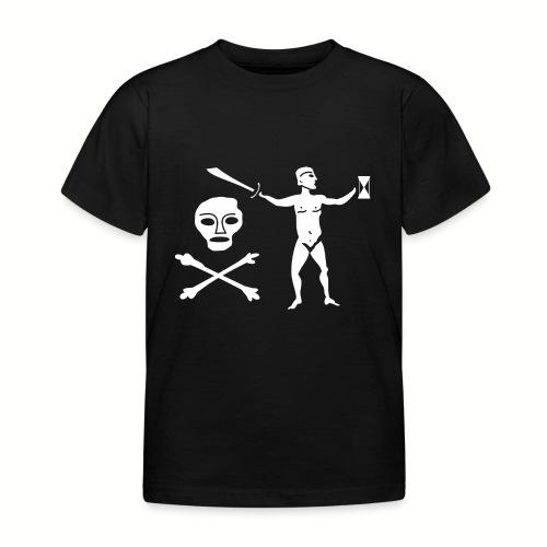Tee shirt Enfant Jean Thomas Dulaien Flag - T-shirt Enfant