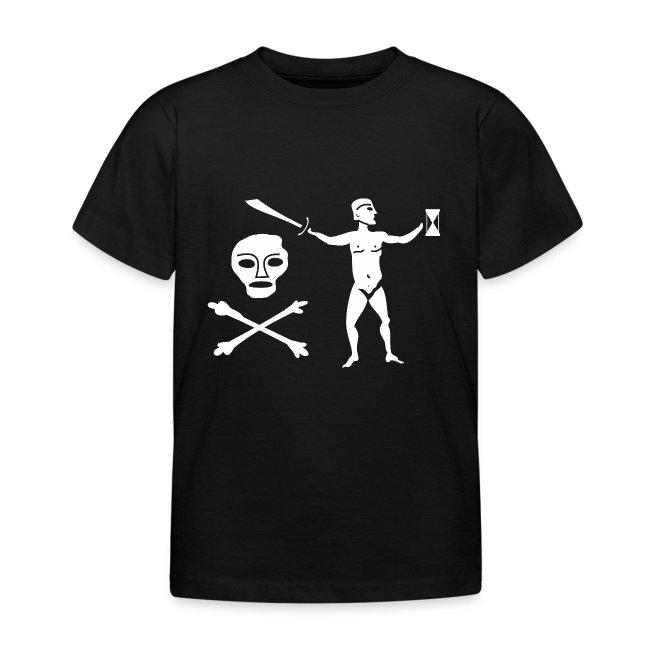 "Tee shirt Enfant ""Jean Thomas Dulaien Flag"""