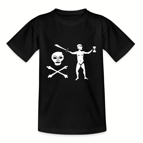 Tee shirt Ado Jean Thomas Dulaien Flag - T-shirt Ado