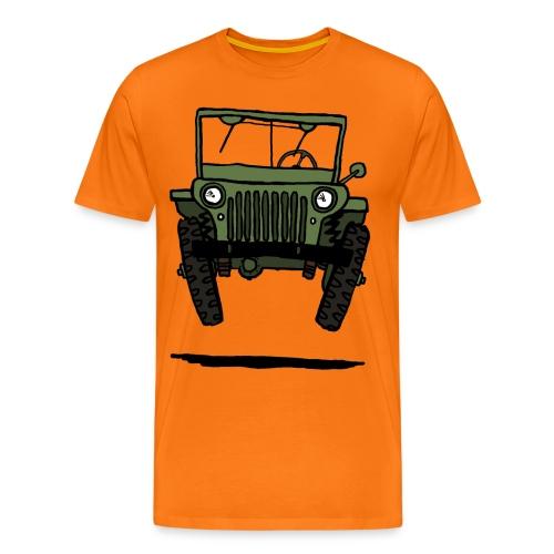 Big Willy - Männer Premium T-Shirt