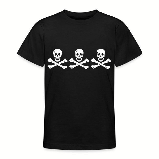 "Tee shirt Ado ""Christopher Condent Flag"""
