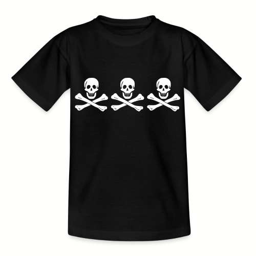 Tee shirt Enfant Christopher Condent Flag - T-shirt Enfant