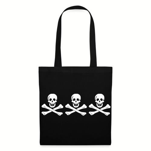 Tote Bag Christopher Condent Flag - Tote Bag