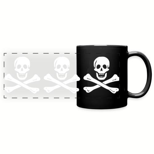 Mug Christopher Condent Flag - Mug panoramique uni