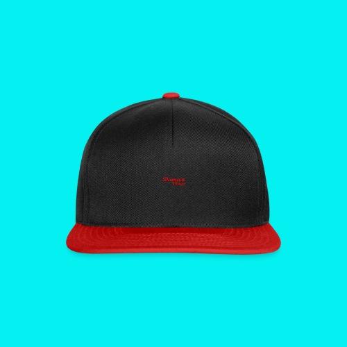 DamienVlogs Cap - Snapback Cap