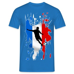 Football France - Men's T-Shirt