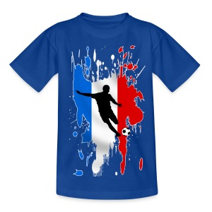 Football France - Kids' T-Shirt