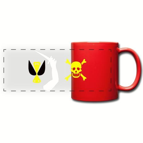 Mug Christopher Moody Flag - Mug panoramique uni