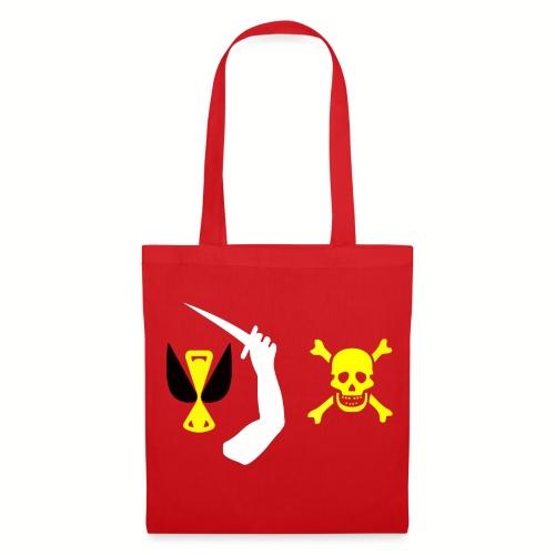 Tote Bag Christopher Moody Flag - Tote Bag