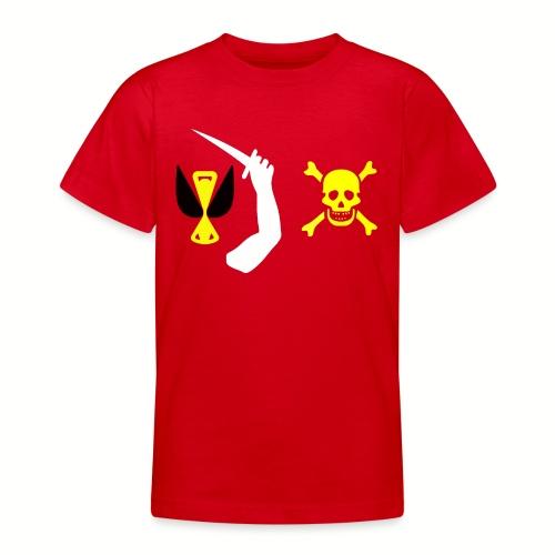 Tee shirt Ado Christopher Moody Flag - T-shirt Ado