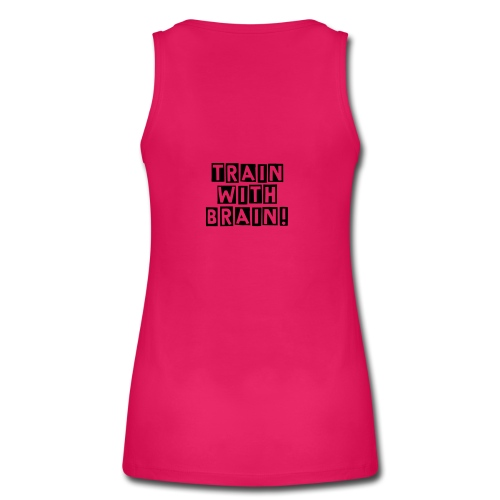 Sports.Punk Girlie Bio Tank Top - Frauen Bio Tank Top von Stanley & Stella