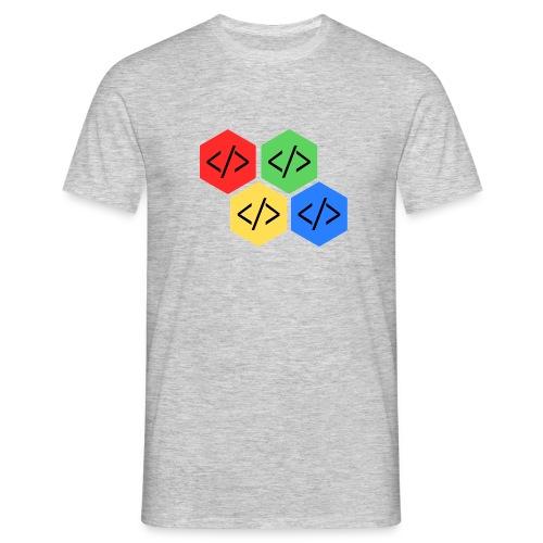 Coder-shirt - Maglietta da uomo