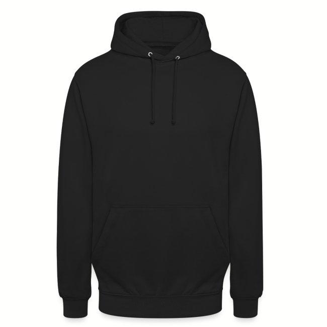 """Sweat-shirt à capuche unisexe """"Edward Teach - Barbe noire"""""""