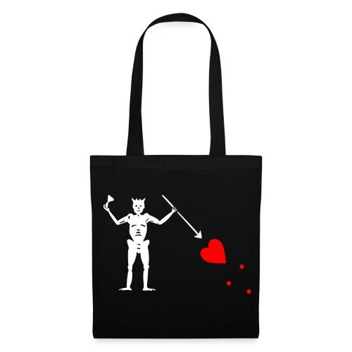 Tote Bag Edward Teach - Barbe noire - Tote Bag