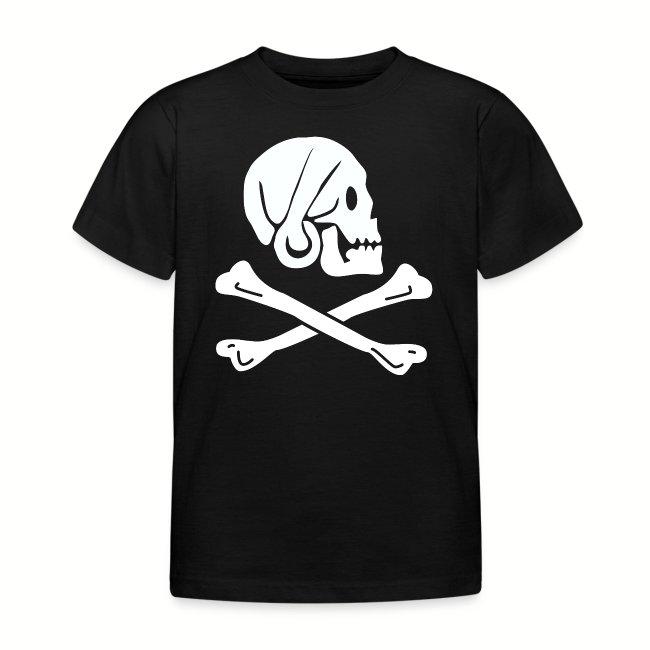 """Tee shirt Enfant """"Henry Every Flag"""""""