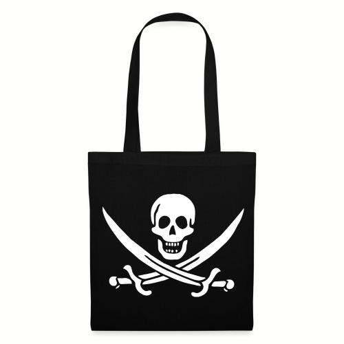 Tote Bag Jack Rackham Flag - Tote Bag
