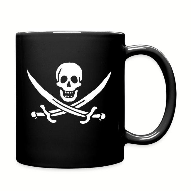 "Mug ""Jack Rackham Flag"""