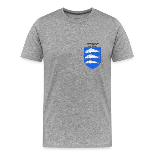 Berteaucourt les Dames T-shirt Premium Homme - T-shirt Premium Homme