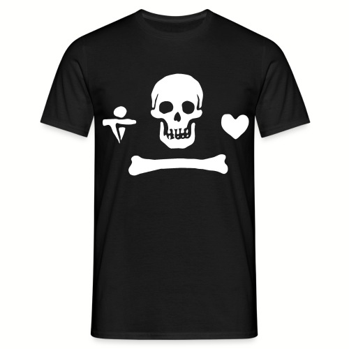 Tee shirt Homme Stede Bonnet Flag - T-shirt Homme