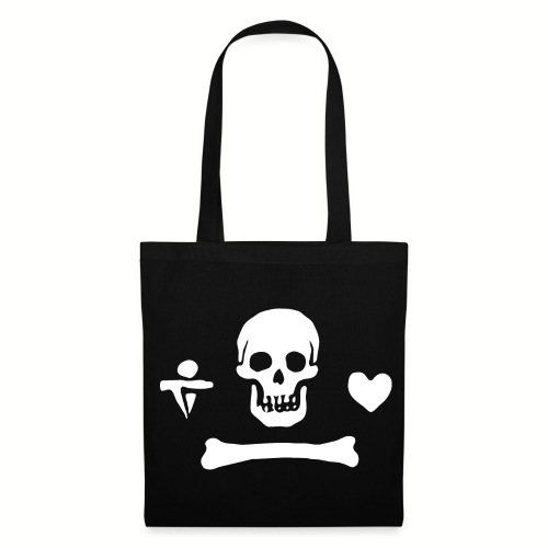 Tote Bag Stede Bonnet Flag - Tote Bag