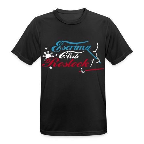 ecr16b - Männer T-Shirt atmungsaktiv