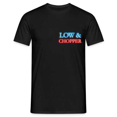 Low & Chopper - T-shirt Homme