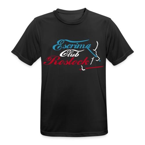 ecr162b - Männer T-Shirt atmungsaktiv