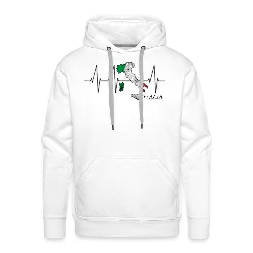 Heartbeazz Italia - Männer Premium Hoodie