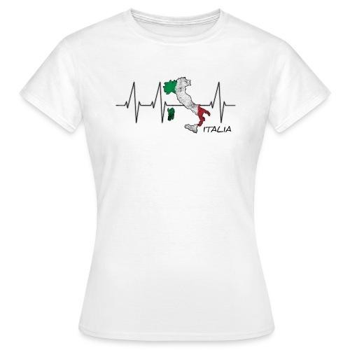 Heartbeazz Italia - Frauen T-Shirt