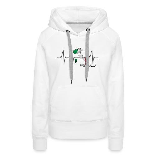 Heartbeazz Italia - Frauen Premium Hoodie